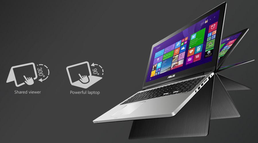 Laptop ASUS TP550LD - CJ084H core i3 - 4030U