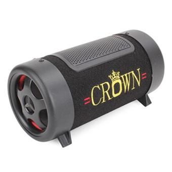 Loa di động Crown 6 (Đen)
