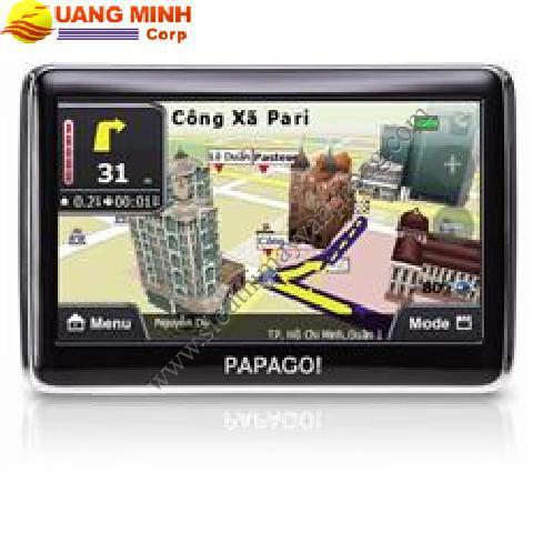Thiết bị dẫn đường GPS Vietmap PAPAGO R6600