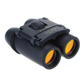 Ống nhòm 2 mắt 3D 30x60 (Đen)