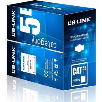 Cáp mạng LB-LINK cat5E : LB-CAT5E UTP