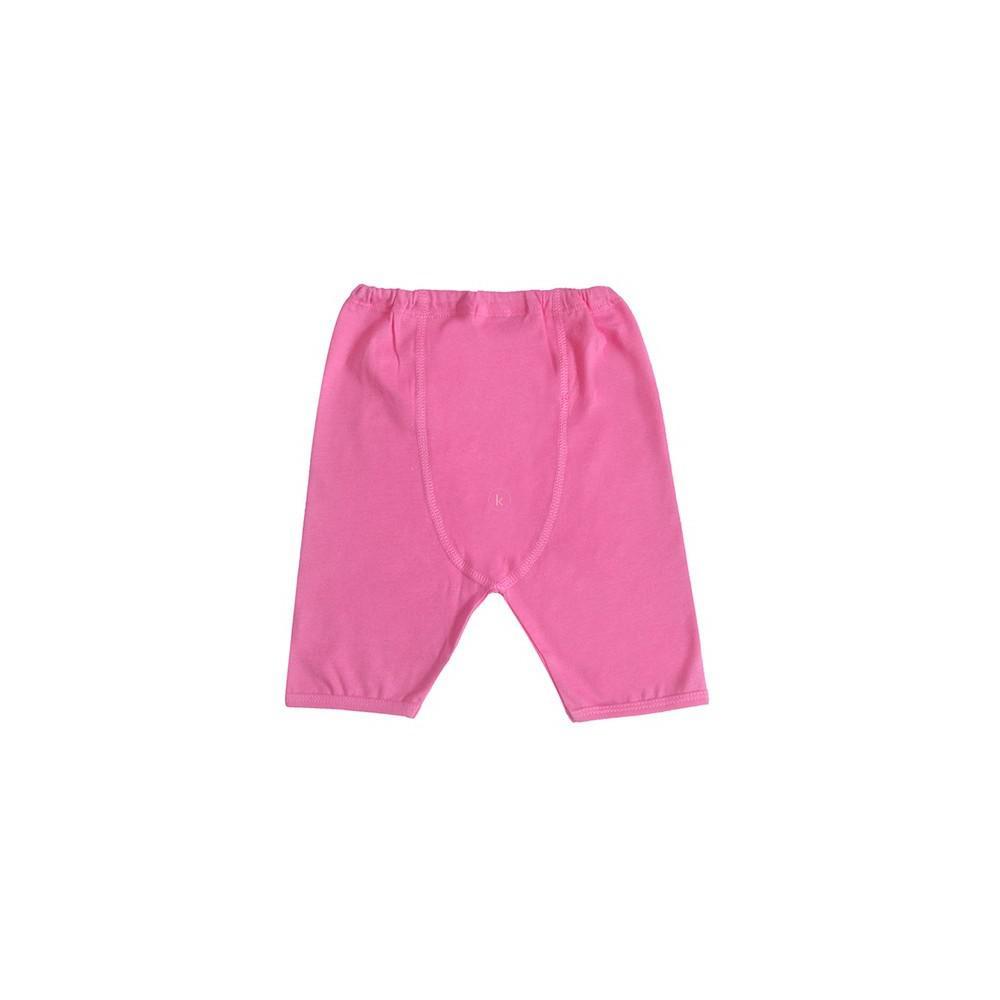 Quần Lửng Đóng Bỉm- T Màu hồng sen
