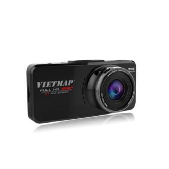 Camera hành trình Vietmap C5 (Đen) + Khuyến mãi thẻ nhớ 16Gb chính hãng