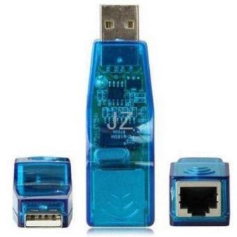 USB Lan chuyển đổi tín hiệu usb to lan (xanh)