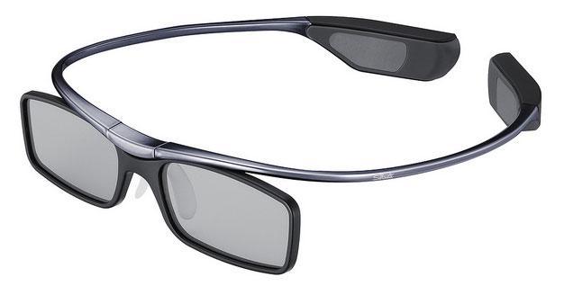 Kính 3D Samsung 3500CR siêu nhẹ, chống mỏi mắt