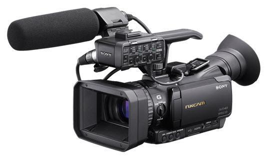 Máy quay Sony HXR-NX30P