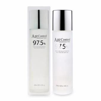 Nước hoa hồng dưỡng trắng da chống lão hóa Beauskin Age Control Galactomyces 97.5% 200ml + Tặng 01 S...