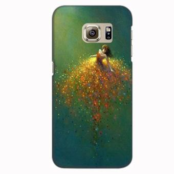 Ốp lưng cho Samsung Galaxy S7 Edge iCase Color (in 3D)