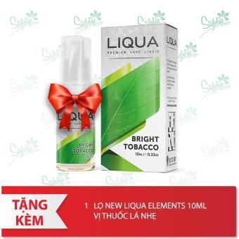 Buồng đốt Wotofo The Troll RTA (Black) tặng 1 lọ tinh dầu New Liqua 10ml vị Thuốc lá nhẹ