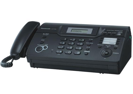 Máy Fax Panasonic KX-FT987 KX-FT987