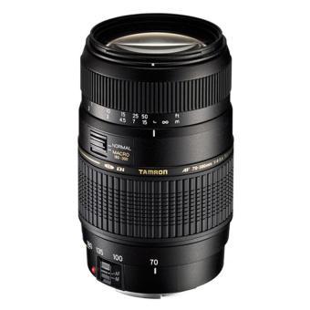 Ống kính Tamron AF 70-300mm F/4-5.6 Di LD Macro cho Canon