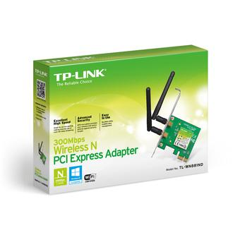 Adapter Wireless TP-LINK TL-WN881ND