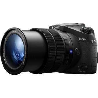 Máy ảnh KTS Sony Rx10 mark III 20.1MP và zoom quang 25x (Đen)