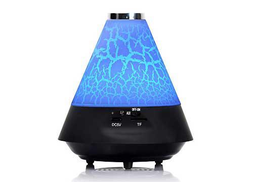 Loa Bluetooth V3.0 Colorful Led Light T12
