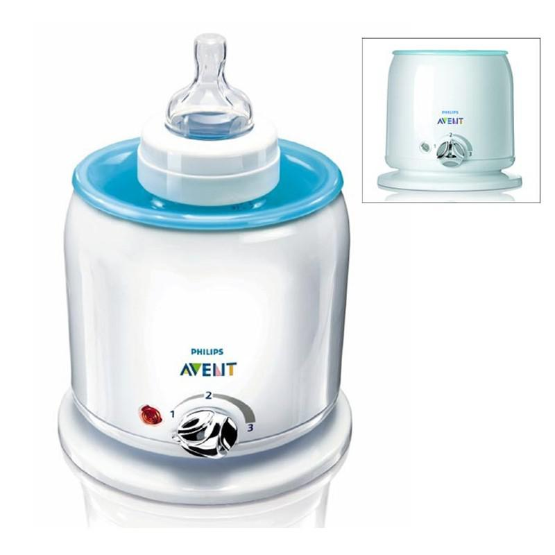 Máy hâm sữa và thức ăn siêu tốc bằng điện Philips Avent