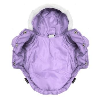 Dog Pet Warm Cotton Jacket Coat Hoodie Puppy Winter Clothes Pet Costume New (Intl)
