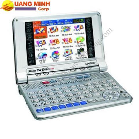 Kim từ điển GD-6000V Anh-Việt-Hoa