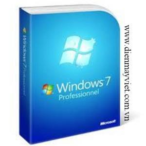 Win Pro 7 SP1 32-bit English 3pk DSP 3 OEI DVD (FQC-04696)
