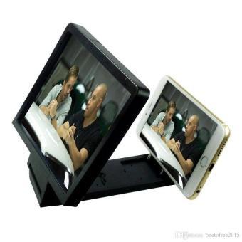 Kính 3D phóng đại hình ảnh cho điện thoại Enlarged Screen (Đen)