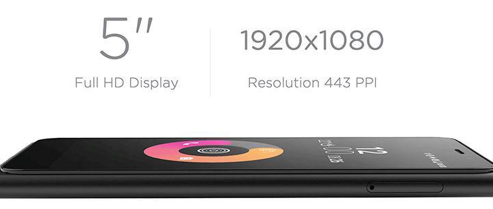 Điện thoại di động OBI Worldphone SF1 32GB