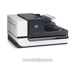 HP ScanJet N6350 Network Fltbd Scanner