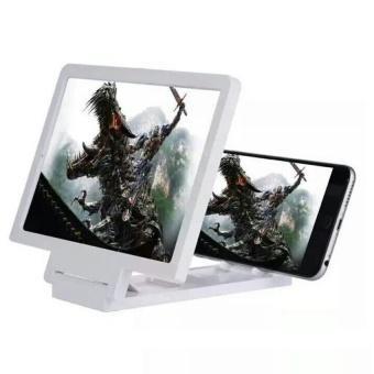 Kính 3D phóng đại hình ảnh cho điện thoại Enlarged Screen Cho Deal 24h (Trắng)