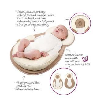 Đệm ngủ đúng tư thế Babymoov BM01171(Trắng)