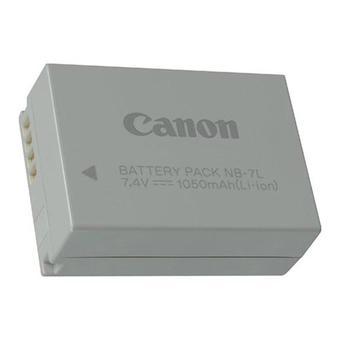 Pin máy ảnh Canon NB-7L (Xám)