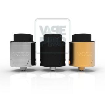 Buồng đốt Vgod Pro Drip RDA (Gold) tặng 1 lọ tinh dầu New Liqua 10ml vị Thuốc lá nhẹ