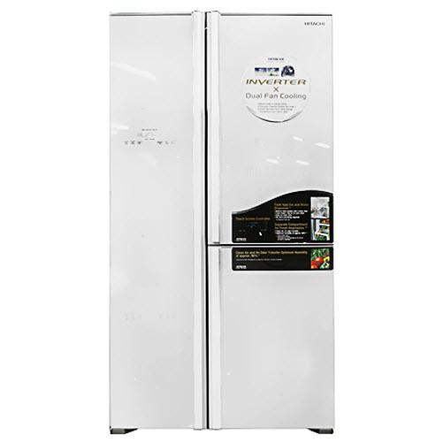 Tủ lạnh SBS Hitachi R-M700PGV2-GBK 600 Lít