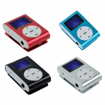 Máy nghe nhạc MP3 có màn hình LCD kiểu kẹp