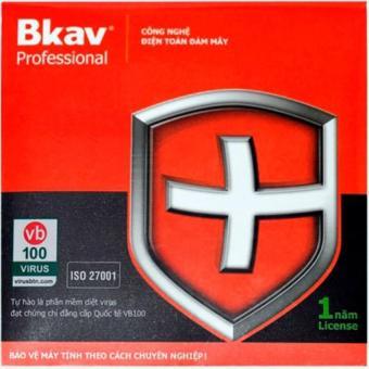 Phần mềm diệt virus Bkav Pro Internet Security 2017-Hãng Phân Phối Chính Thức