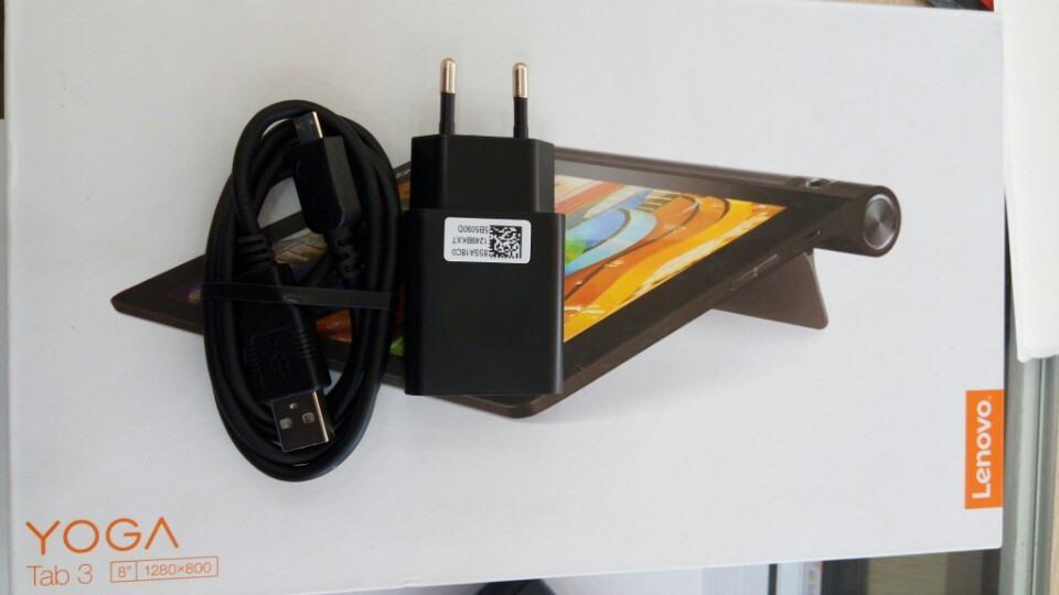 Máy tính bảng Lenovo Yoga Tab 3 8