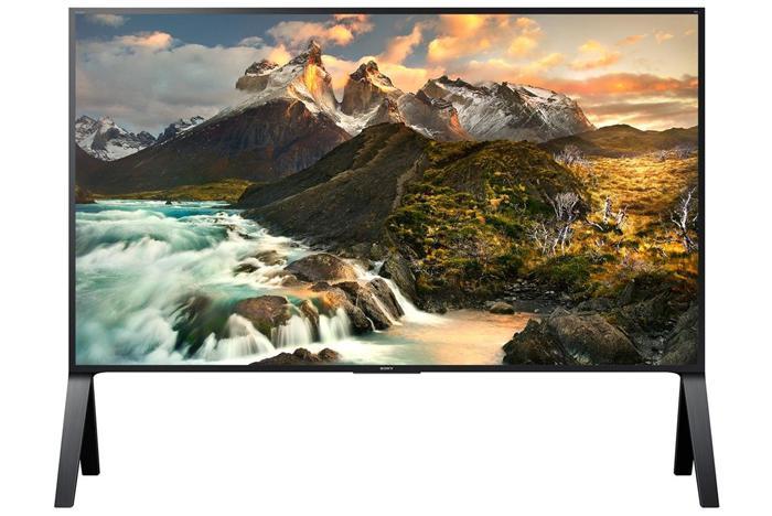 Tivi Sony Smart 100 inch KD-100Z9D, 4K Ultra HDR, 3D, MXR 1000Hz