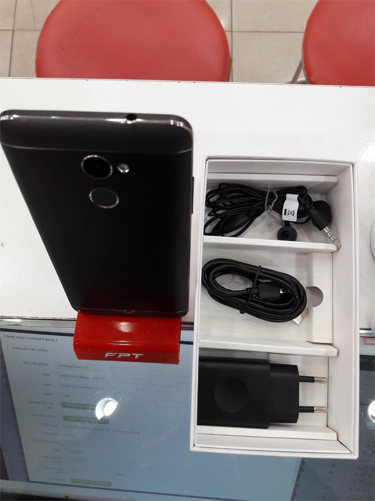 Điện thoại Coolpad Fancy 3