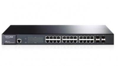Switch 24-port Pure-Gigabit L2 Managed TL-SG3424