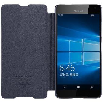 Bao da Nillkin cho Microsoft Lumia 650 (Đen)