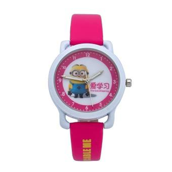 Đồng hồ Bé Minio Kid Watch GE114 (Hồng)