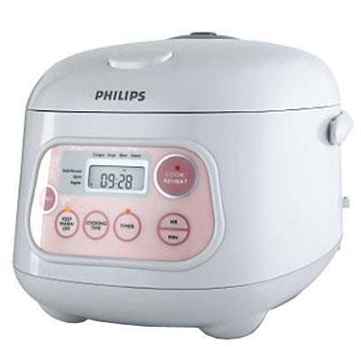 Nồi cơm điện tử 1L PHILIPS HD4743
