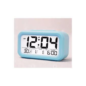 Đồng hồ báo thức kỹ thuật số 5 trong 1 thế hệ mới