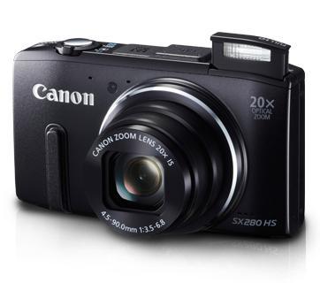 Canon Powershot SX280 HS / Đỏ - Máy ảnh
