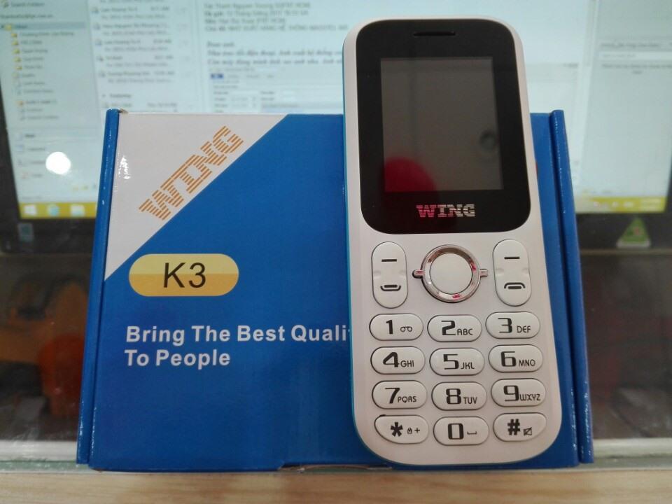 Điện thoại Wing K3