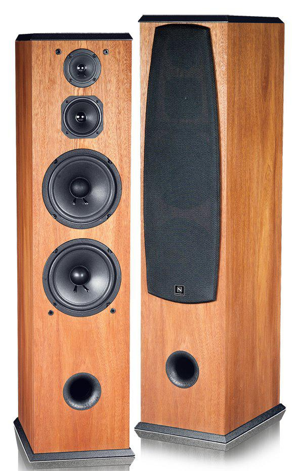 LOA ĐỨNG CAO CẤP NANOMAX RF-611 , 600W, 2 bass 20