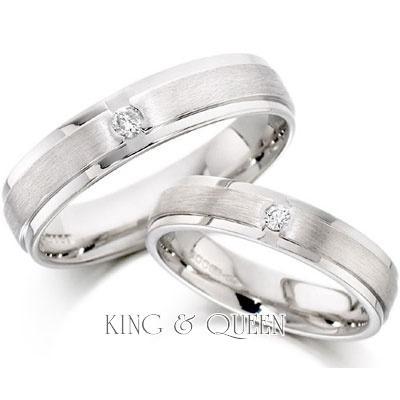 Nhẫn đôi ND077