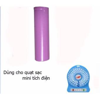 1 Viên pin sạc 800mh dùng cho quạt sạc mini