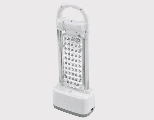 Đèn bàn sạc điện xách tay Tiross, đèn LED, dùng AC/DC