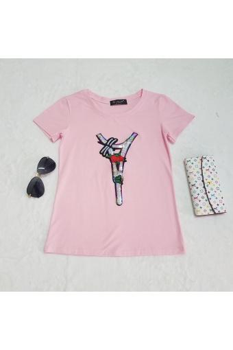 Áo thun Hàn Quốc thiết kế thời trang
