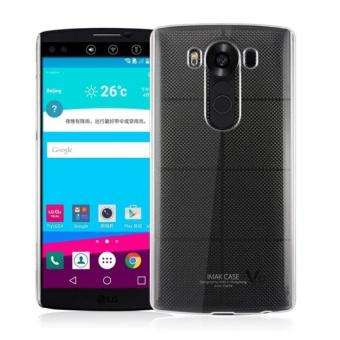 Ốp lưng nhựa cứng Imak cho LG V10 (Trong suốt)