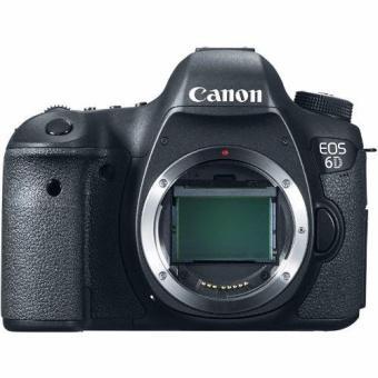 Canon EOS 6D 20.2MP (Body) - Hãng phân phối chính thức