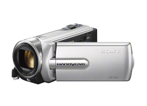 Máy quay Sony SX22 (Flash / Memory Stick)